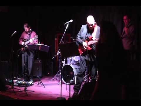 Mark Marshall & Friends at The Lounge at BSP