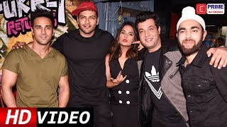 Fukrey Returns Team in Fukrey Andaz | Pulkit Samrat | Ali Fazal | Richa Chadda | E Prime Network