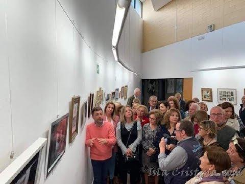Inauguracion Exposicion Fotografica Aula de la Experiencia Isla Cristina a traves del Tiempo