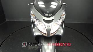 8. 2011 Suzuki Burgman 400 ABS A3233 @ iMotorsports