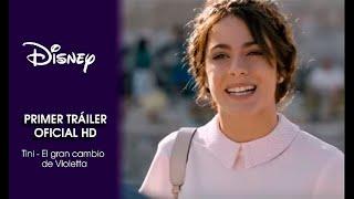 Video Tini - El gran cambio de Violetta:  Primer Tráiler Oficial | HD MP3, 3GP, MP4, WEBM, AVI, FLV Juni 2018