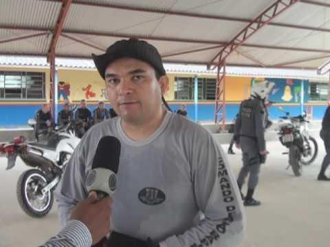 Comando de Ação Rápido recebe treinamento de capacitação