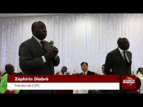 Diaspora du Burkina, UPC