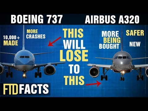 The Differences Between The BOEING 737 and the AIRBUS A320