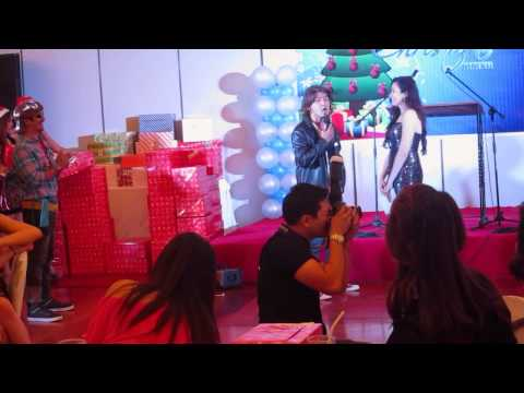 Event Emcee: PharmAsia Christmas Party's Name that Tune Fun