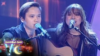 "Video GGV: Kaye Cal and Moira sing ""Why Can't It Be"" and ""Torete"" MP3, 3GP, MP4, WEBM, AVI, FLV Mei 2018"