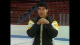 Rotmans & Boston Bruins Joé Juneau