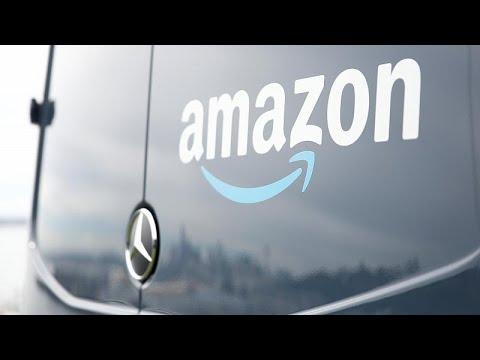 Απεργούν οι εργαζόμενοι στις αποθήκες της Amazon στην Ευρώπη…