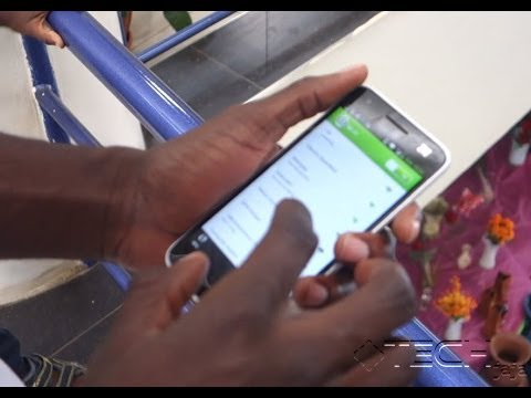 Curious Hunt for free wifi in Kampala