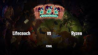 Ryzen vs Lifecoach, game 1