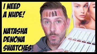 NATASHA DENONA I NEED A NUDE SWATCHES! by Wayne Goss
