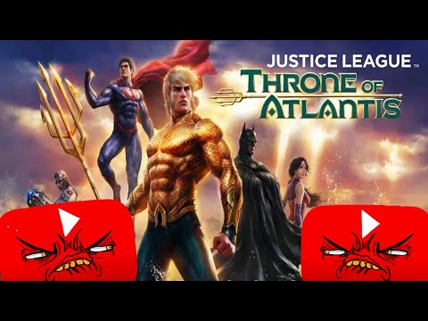 Descarga Liga De La Justicia El Trono De Atlantis Audio Latino HD