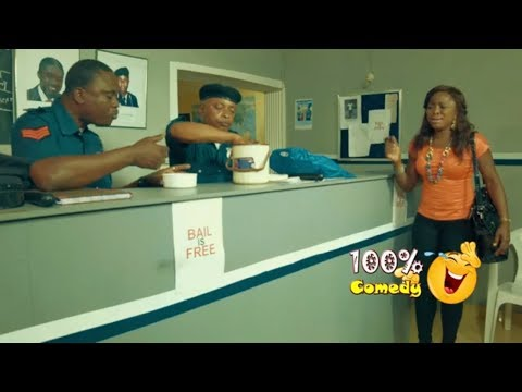 Police Post Comedy - Long Throat Police 2/2 - Trending Nollywood comedy Series