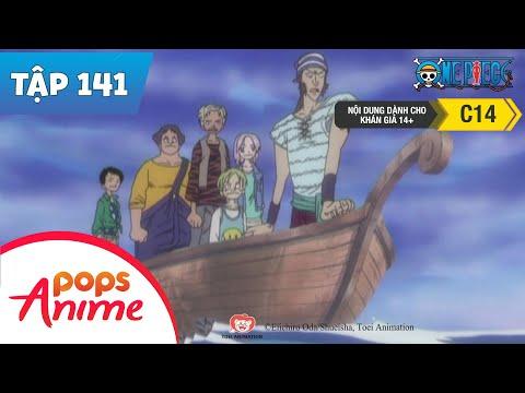 One Piece Tập 141 - Hành Trình Trở Về - Mồ Chôn Hải Tặc Không Lối Thoát - Phim Hoạt Hình - Thời lượng: 23:19.