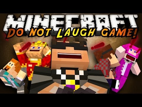 Minecraft Mini-Game : DO NOT LAUGH 4!