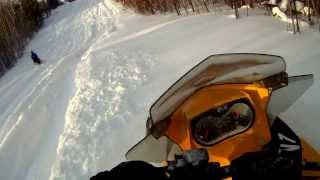 1. 2013 Ski Doo MXZ Sport 600
