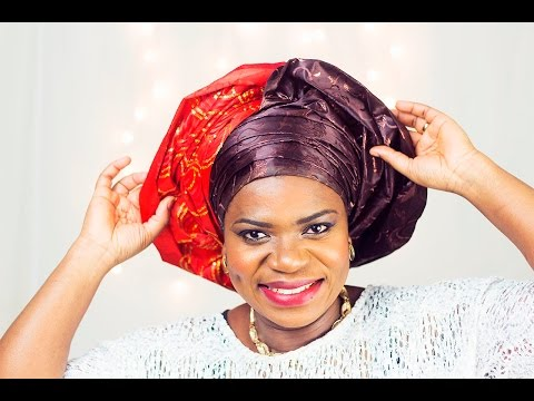 How To Tie Double Gele (UPDATED VERSION)