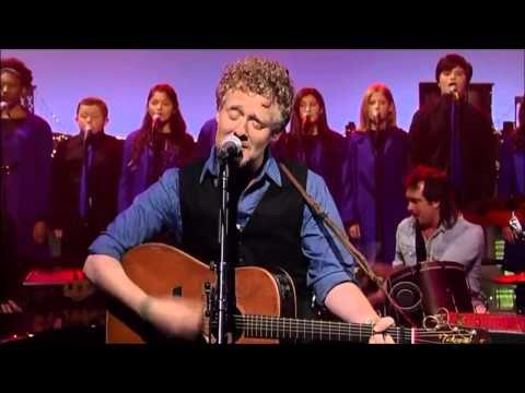 Glen Hansard - This Gift [hd] 8/13/2012 David Letterman (видео)