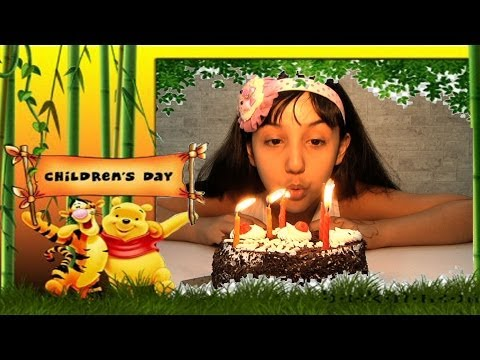 Video Ashnoor Kaur Celebrates Children's Day with India-Forums - Exclusive download in MP3, 3GP, MP4, WEBM, AVI, FLV January 2017