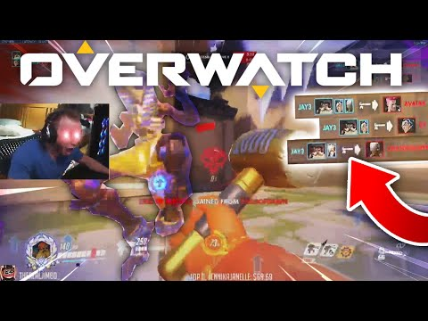 Overwatch MOST VIEWED Twitch Clips of The Week! #101
