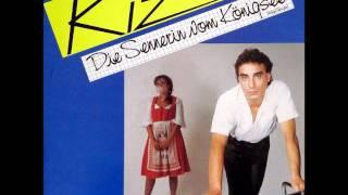 """Kiz - Die Sennerin vom Königssee 12"""" Lange Maxi Version"""