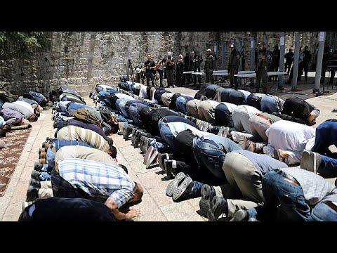 Αυξημένα μέτρα ασφαλείας στην Παλιά Πόλη της Ιερουσαλήμ