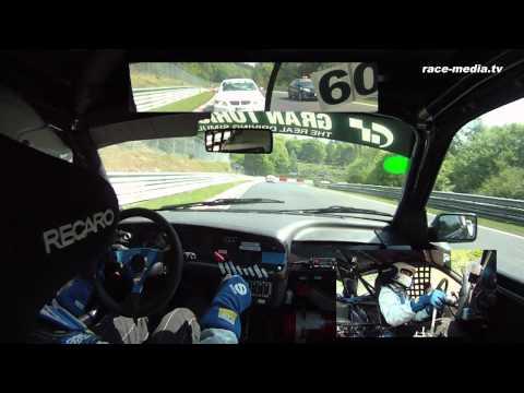 VLN 2.Lauf 2011 Rusack Motorsport VW Golf 3 GTI Onboard Nürburgring Nordschleife (видео)