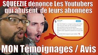 Download Lagu SQUEEZIE : Des youtubers abusent de leurs fans - Le chef témoigne Mp3
