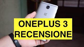 Video: Recensione OnePlus 3, il vero Flagship Killer ...