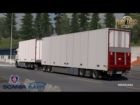 Ekeri Tandem Trailers Addon by Kast (Ownable Trailers)