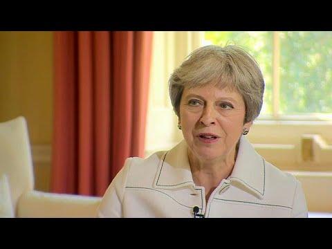 Theresa May: Aus für freien Personenverkehr