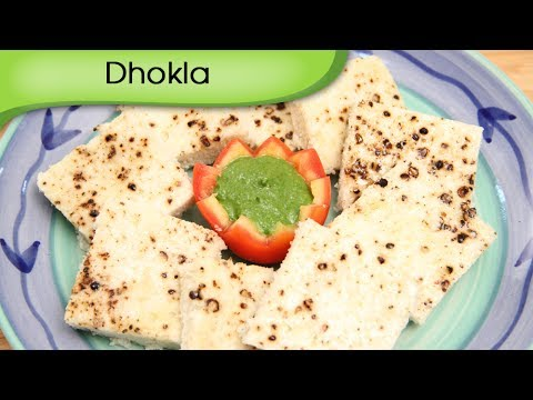 Gujarati Dhokla Recipe – How To Make Perfect Dhokla At Home – Snack Recipe by Ruchi Bharani
