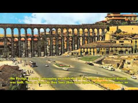 Spain: Segovia – Aqueduct of Segovia