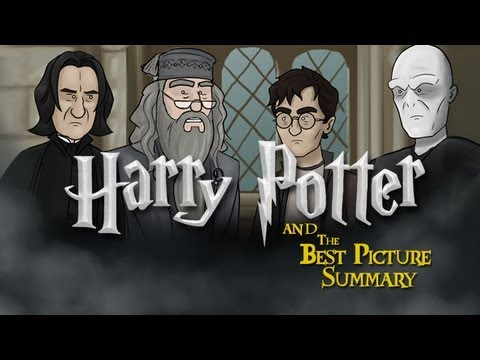 HISHEdotcom - Harry Potter and crew discuss the upcoming Oscar nominees. Do you think they were cheated? Who do you think should win? Get your HISHE shirts now: http://how...