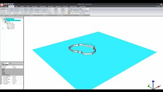 Create Detailed 3D Structures with XY Block Contour Function - 3D Extend Module