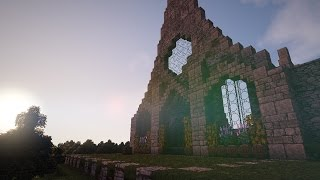 Monastery Update Working with the palette :: Dukonia Survival #003