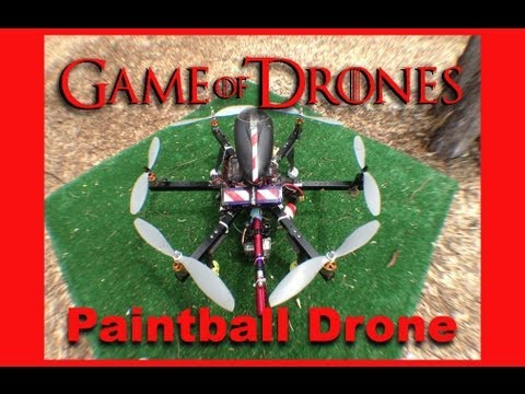 Game of Drones: