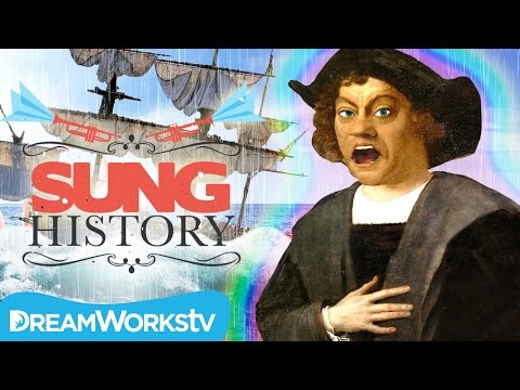 "Christopher Columbus: ""This Land Is My Land!"" 