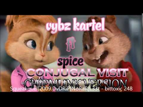 Vybz Kartel Ft Spice Conjugal Visit (Raw)CHIPMUNK VERSION