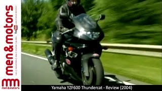 8. Yamaha YZF600 Thundercat - Review (2004)