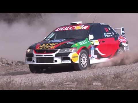 Rally Argentino - Tafí del Valle (Shakedown)