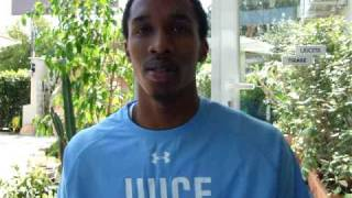 Brandon Jennings Interview with DraftExpress.com, Part One