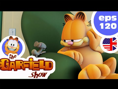 THE GARFIELD SHOW - EP120 - What a difference a pet makes