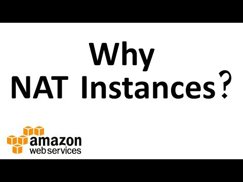 AWS : Configuring NAT Instance for private subnets internet access