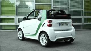 Smart Fortwo Electric Drive 2012  Cabrio