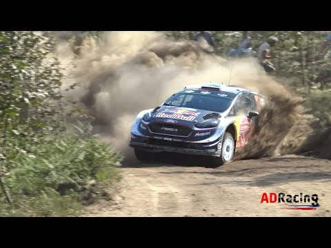 WRC Rally de Portugal 2018 | Heavy Attack & Show | ADRacing