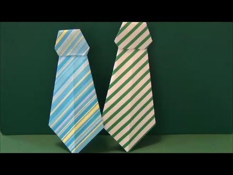 Accessory Tutorial - 017 -- Necktie