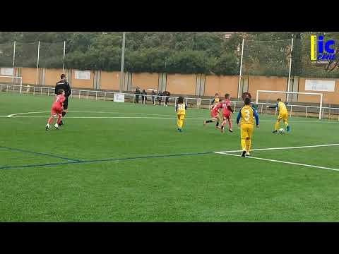 Goles de Nacho y Rubén: Los Rosales - Isla Cristina FC (Benjamín A)