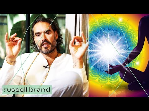Russell Brand: Lessons and Meditations I Learned From Mooji