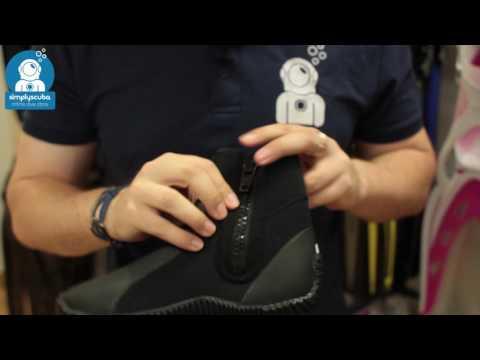 Mares 5mm Dive Boot NG - www.simplyscuba.com